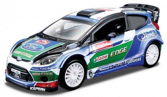 Ford Fiesta World rally team 2012