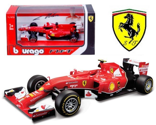 Ferrari F14T Formule 1