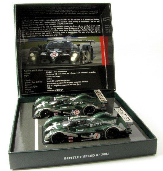 Bentley speed Formule 1