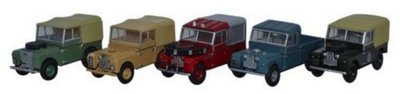 Land Rover Collectie Defender