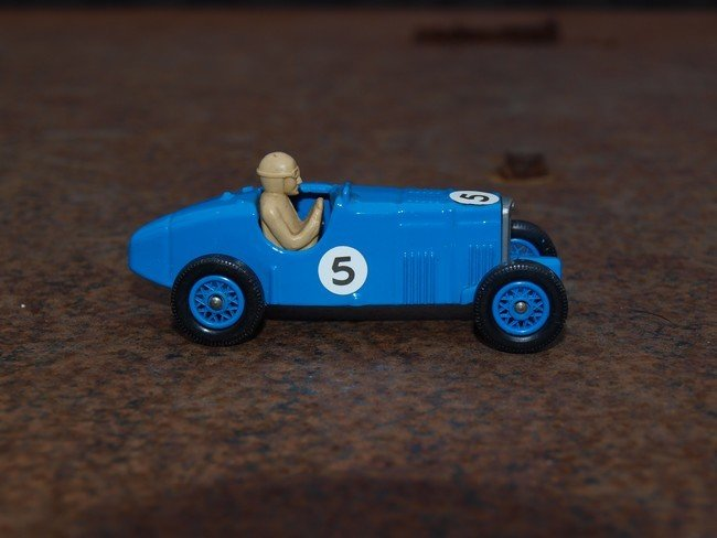 MG Magnette 1933