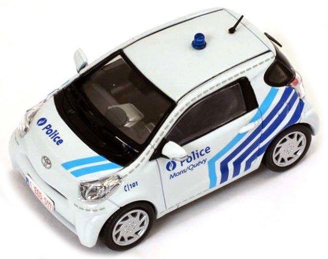 Toyota IQ Politie