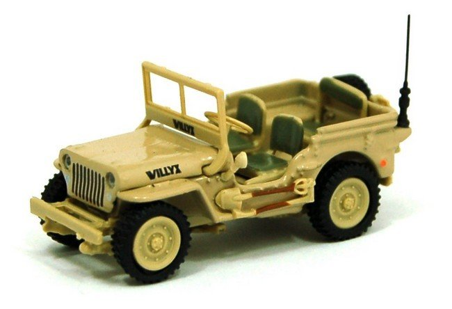 Willy Jeep U.S.