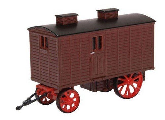 Aanhanger Living Wagon
