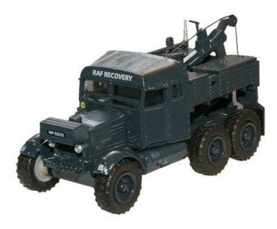 Scammell Pioneer Recovery tractor