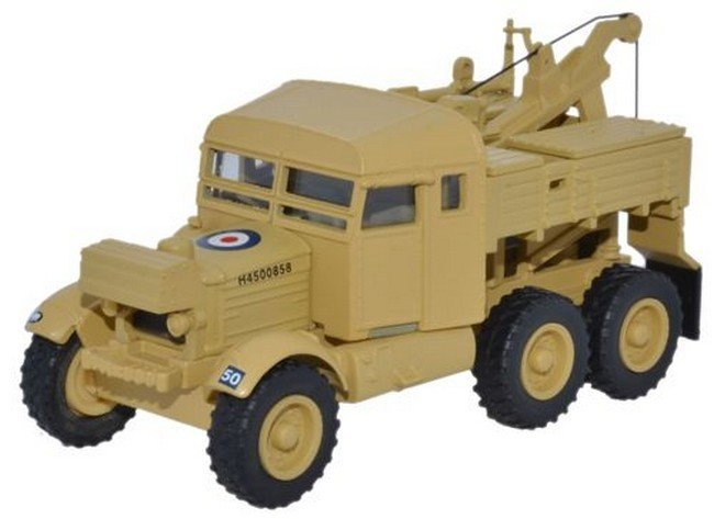 Scammell Pioneer 1st Armoured Divison