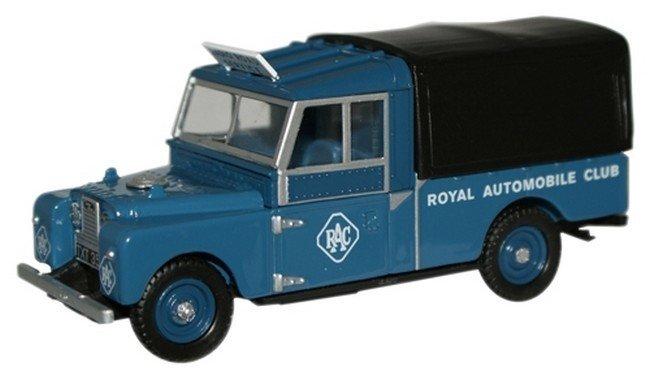 Land Rover Rac