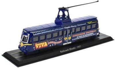 Blackpool Brush tram 1937