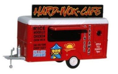 Aanhangwagen Hard-Wok-Cafe