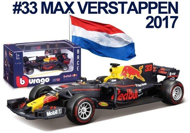 Renault RB 13 F1 Red Bull Racing - Max Verstappen 2017
