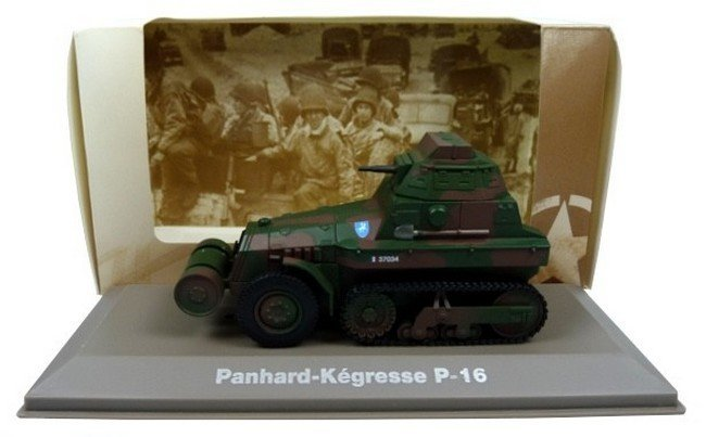 Panhard Kégresse P-16