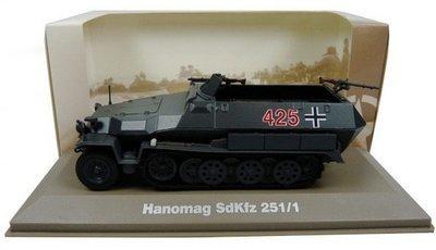 Hanomag Sd.kfz 251/1