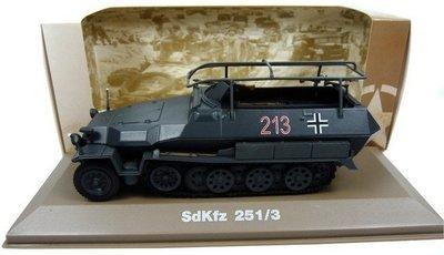 Hanomag Sd.kfz 251/3 Commande