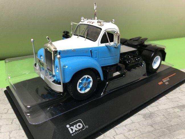 Mack B 61 trekker