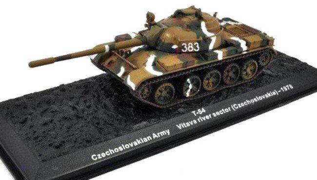 T-54 Czechoslovakia Army