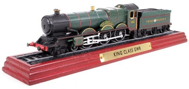 King Class GWR