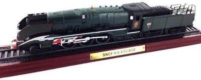 SNCF 4-6-4 Class