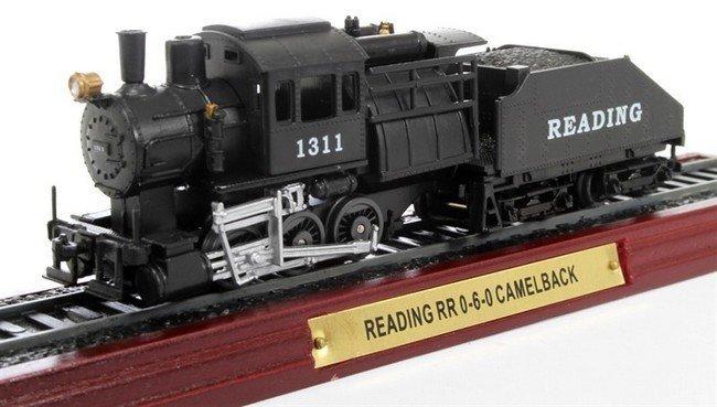 Reading RR 0-6-0 Camelback