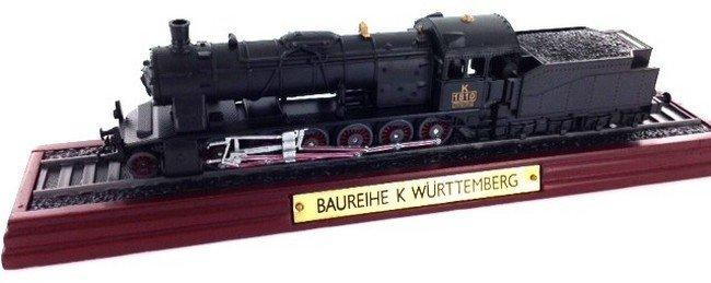 Baureihe K Wurttemberg