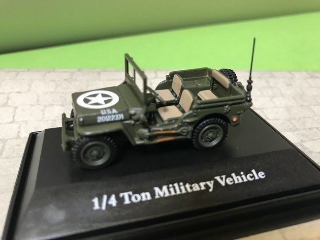 Willy Jeep 1/4 ton