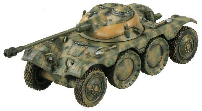 "Panhard EBR-75, ""The Dragoes de Angola"""