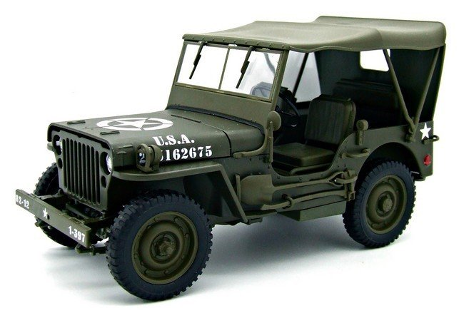Willy Jeep US Army 1944
