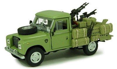 Land Rover Serie III 109
