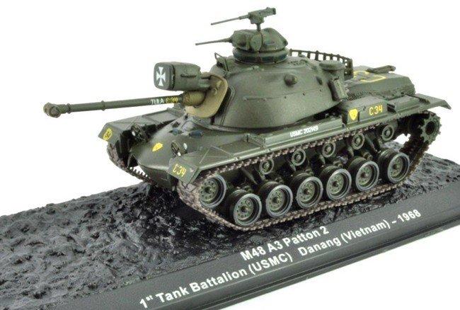 M48 A3 Patton 2  -   Danang Vietnam