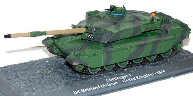 Challenger 1  - UK