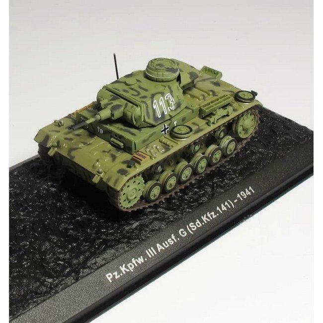 Panzerkampfwagen III Ausf.G