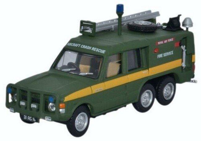Range Rover TACR2 RAF