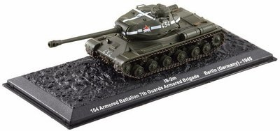 IS-2 104 Armored