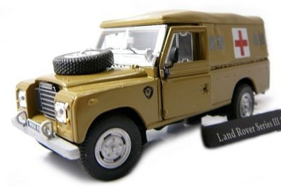 Land Rover Serie III  -  109