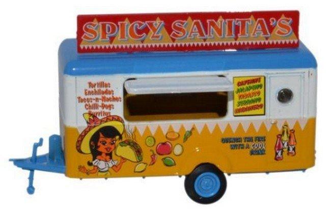 Aanhangwagen Spicy Sanita's