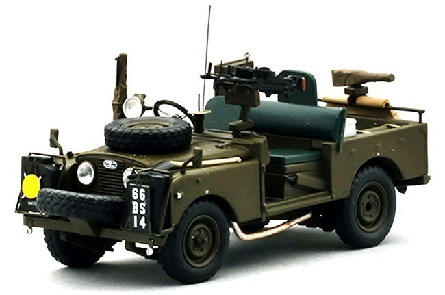 Land Rover serie 1 86