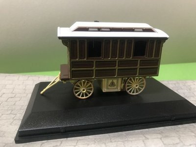 Showmans Living Caravan