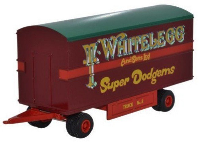 Showmans Trailer Whitelegg Circus
