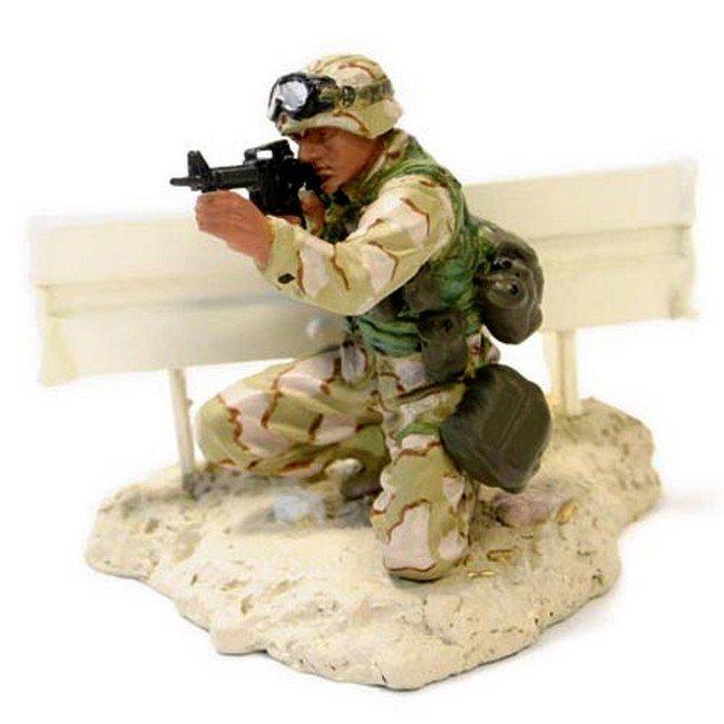 Marine PFC Miller Bagdad 2003