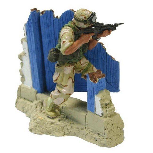 Marine CPL. Rodriguez Bagdad 2003