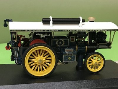 Burrell Showman's Locomotive