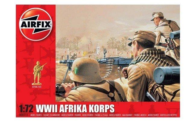WW II Afrika korps