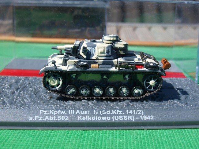 Panzerkampfwagen III Ausf.N