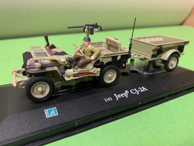 Willy Jeep CJ-2A