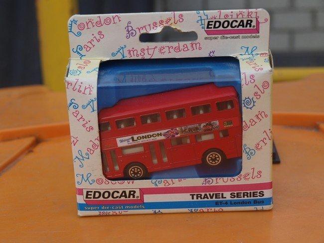 Double Decker bus ET-4 London Bus