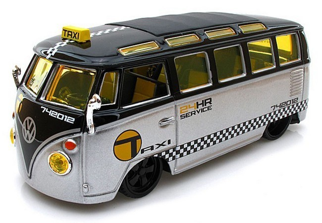 Volkswagen Samba Taxi