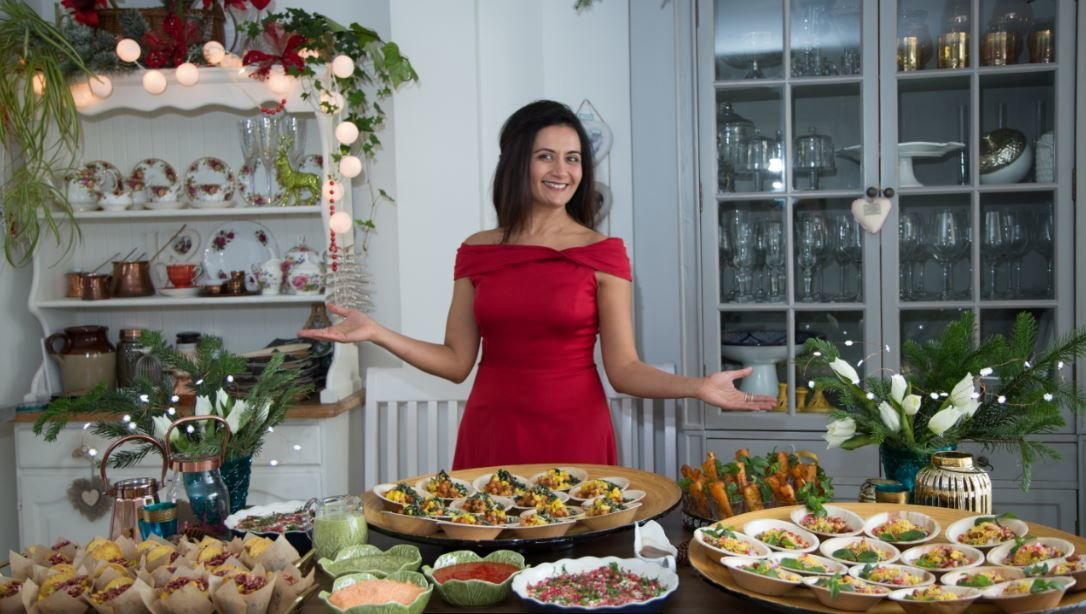 1-2-1 Cookery Class with Kajal - half day