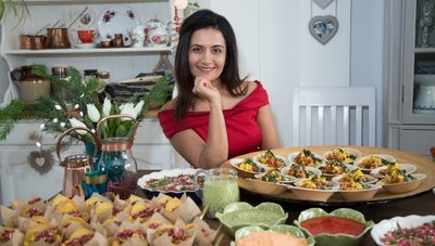 1-2-1 Cookery Class with Kajal - full day