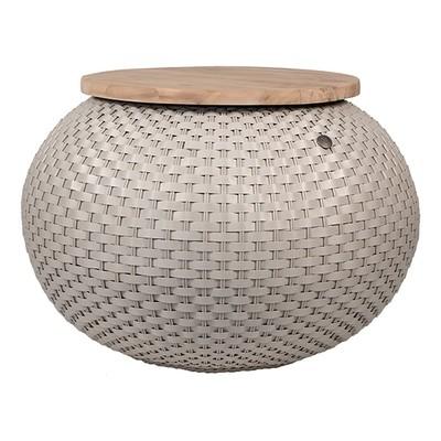 Basket Helo dark grey