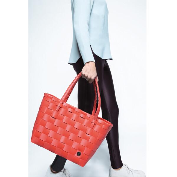 Shopper Paris rood