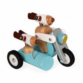 Spirit Sidecar